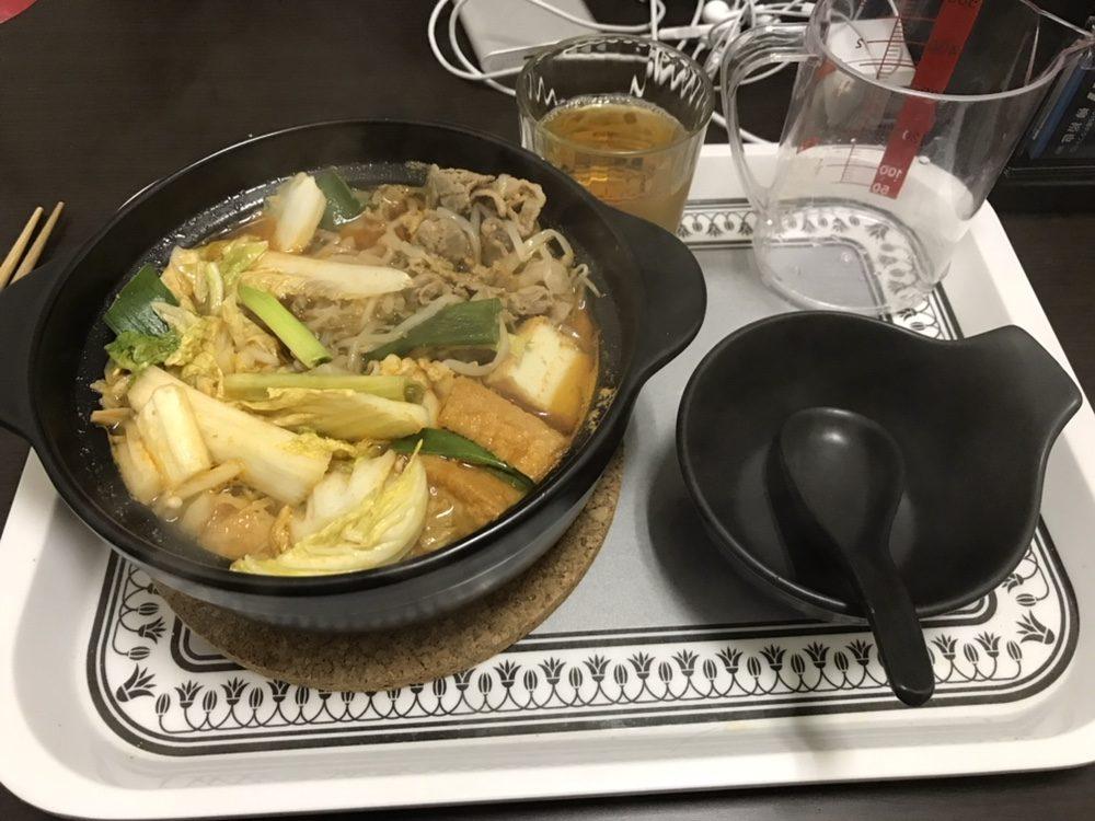 ニトリの一人用土鍋