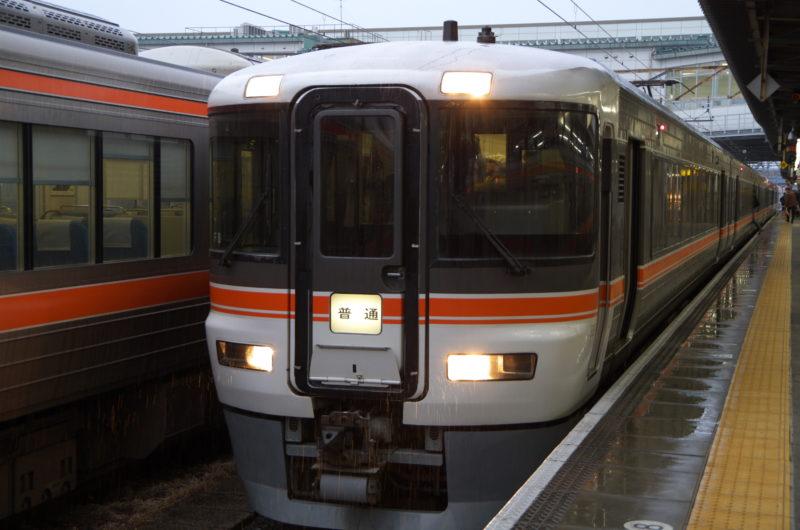 JR東海373系普通列車