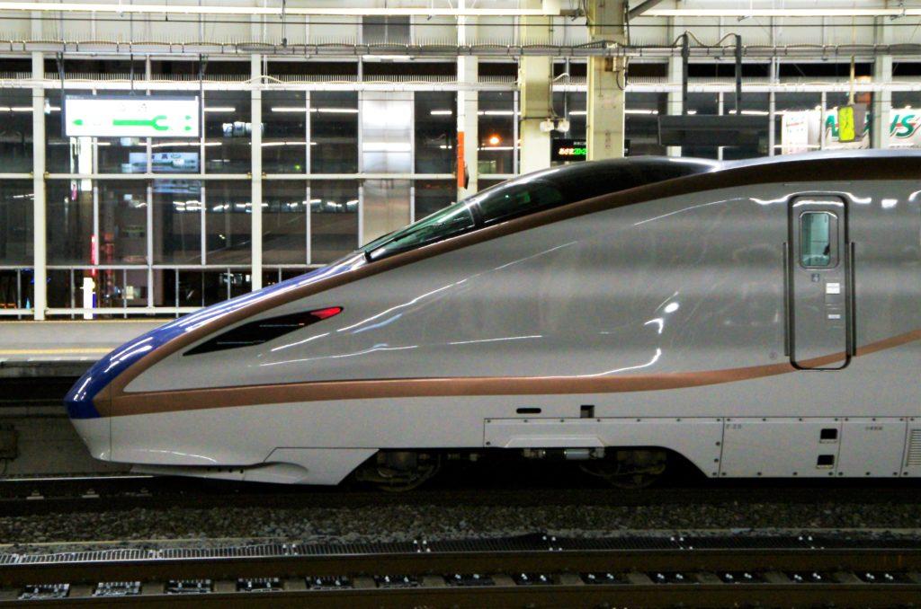 新幹線 あさま