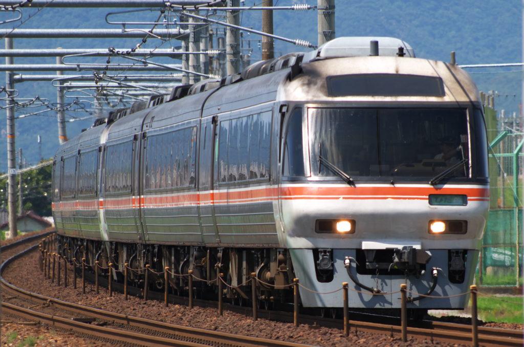 東海道本線キハ85系
