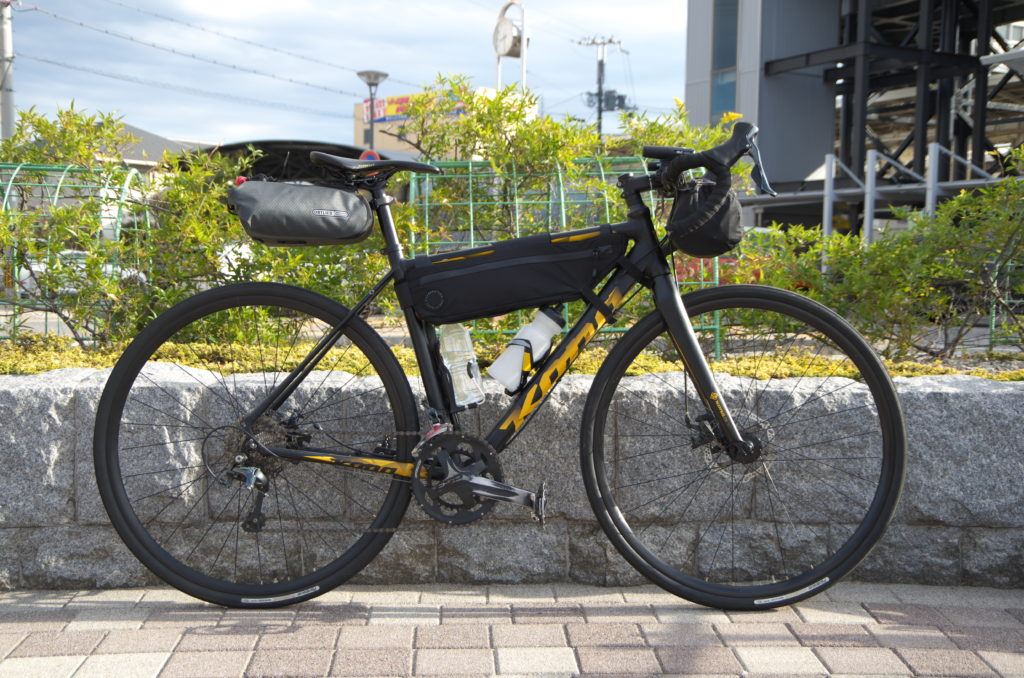 KONA シクロクロス バイクパッキング